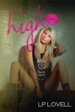 Cover Reveal + Giveaway: High by LP Lovell