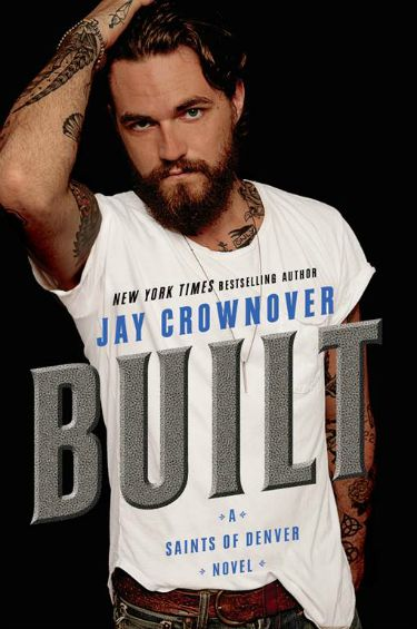Release Day Blitz & Giveaway: Built (Saints of Denver #1) by Jay Crownover