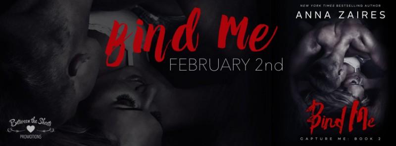 BIND ME - banner