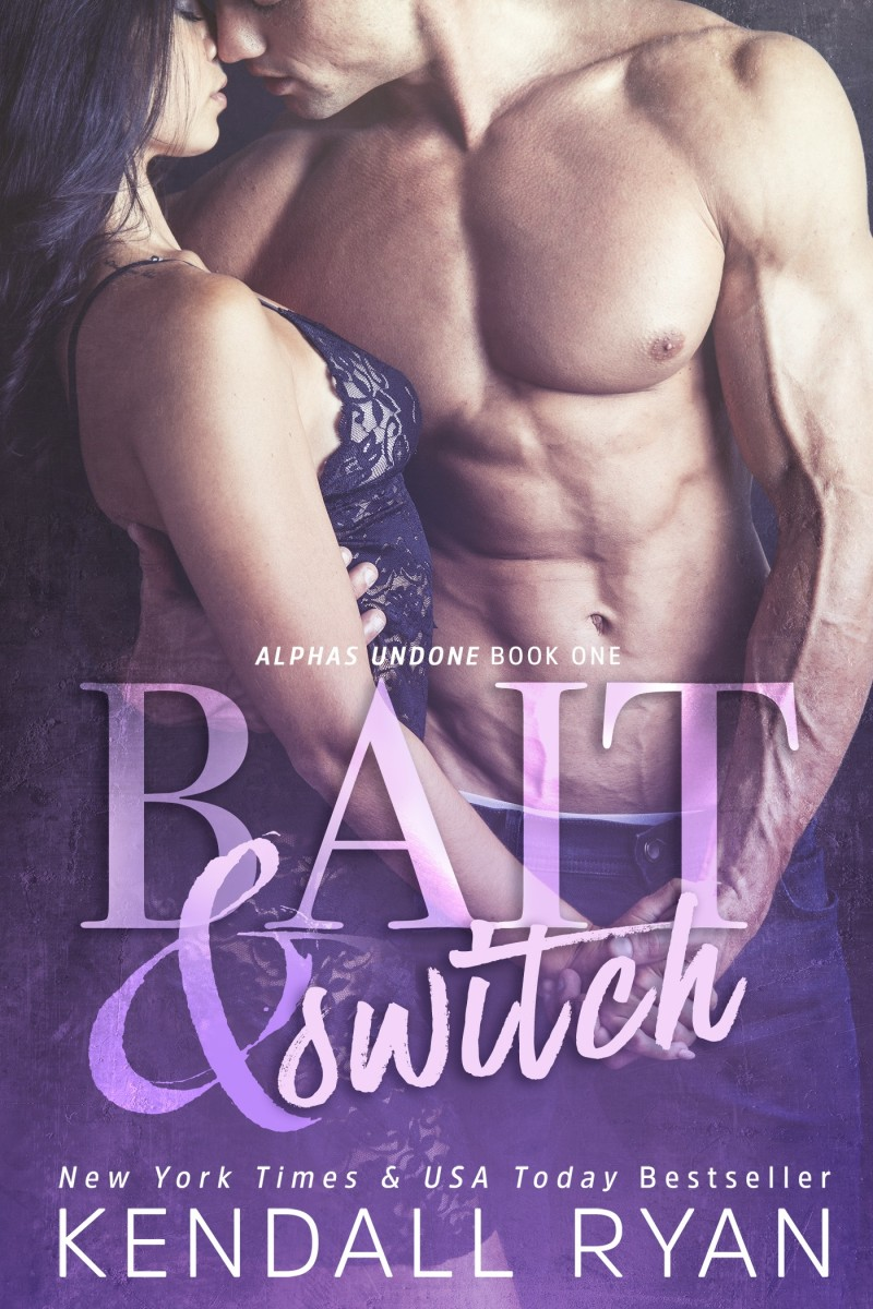 Bait & Switch ebook cover Kendall Ryan