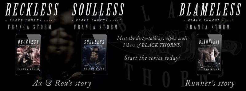 Black Thorns Series