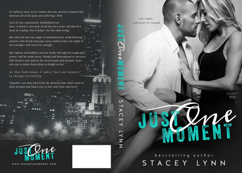 Just One Moment Full Jacket
