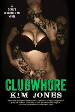 Cover Reveal: Clubwhore by Kim Jones