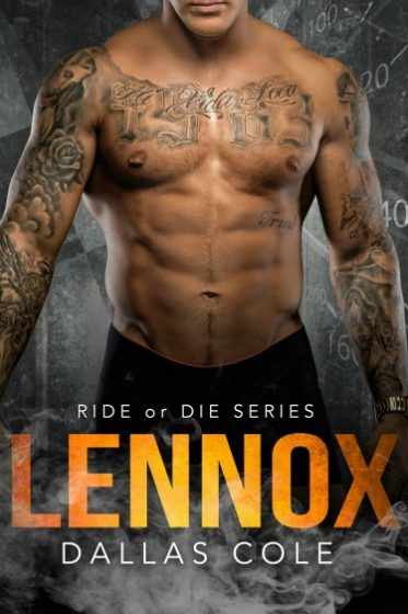Cover Reveal + Giveaway: Lennox by Dallas Cole