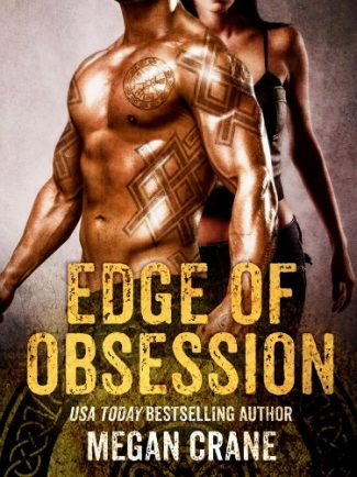 Review + Excerpt: Edge of Obsession by Megan Crane