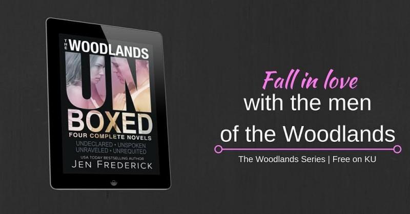 woodlands banner use