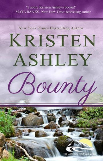 Review + Giveaway: Bounty (Colorado Mountain #7) by Kristen Ashley