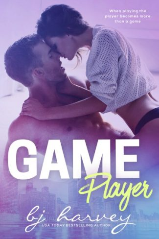 Cover Reveal + Giveaway: Game Player (Game #1) by BJ Harvey