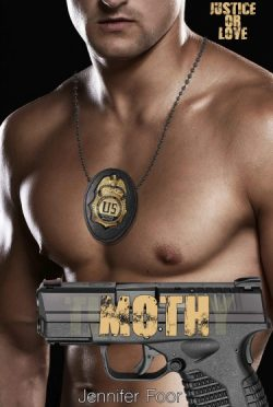 Cover Reveal: Moth by Jennifer Foor