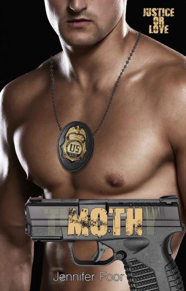 Cover Reveal: Moth by Jennifer Foor
