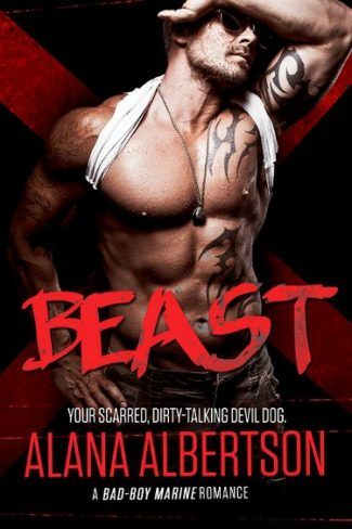 Cover Reveal + Giveaway: Beast (Heroes Ever After #1) by Alana Albertson