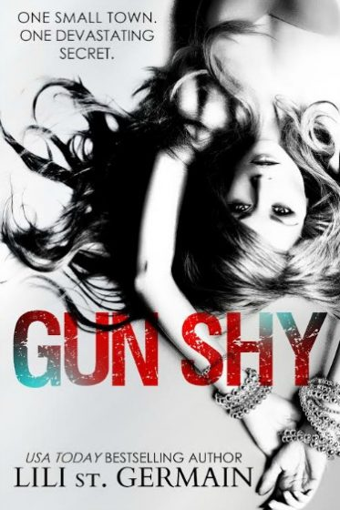 Cover Reveal: Gun Shy by Lili St Germain