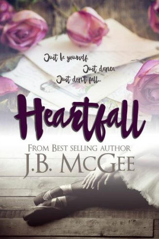 Cover Reveal: Heartfall by JB McGee