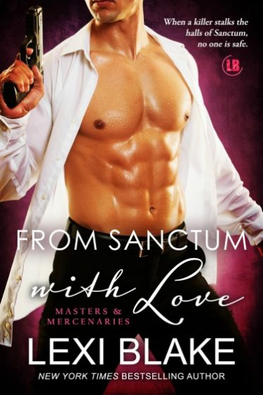 Release Day Blitz: From Sanctum with Love (Masters and Mercenaries #10) by Lexi Blake
