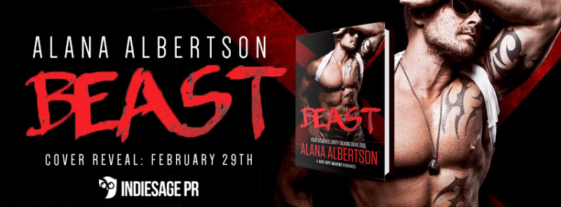 BEAST Cover Reveal Banner