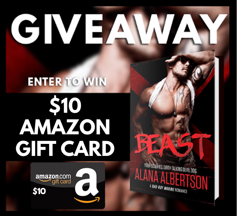 BEAST Reveal Giveaway Graphic