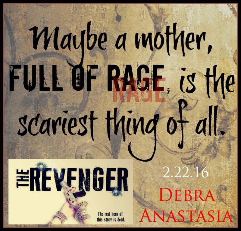 Mother full of rage Revenger Teaser (Date)