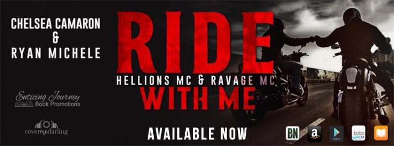 Ride With Me Banner