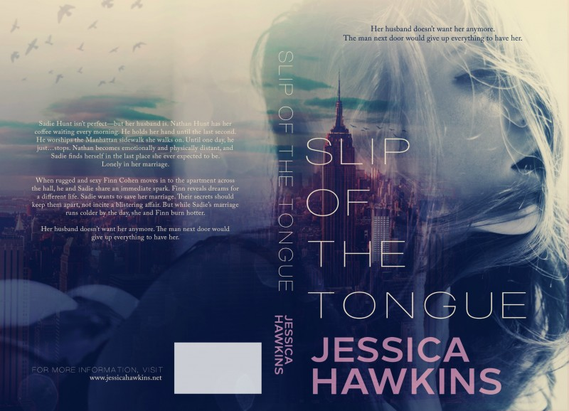 Slip of the Tongue Full Jacket