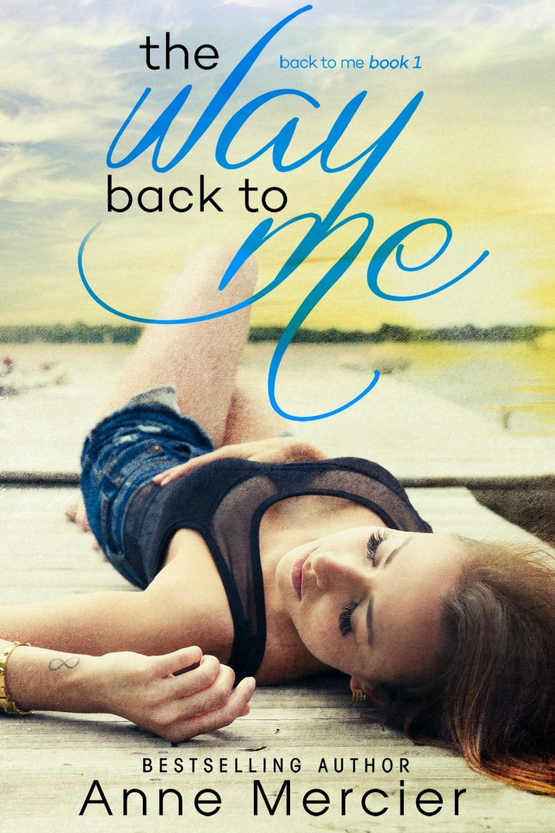 The Way Back To Me Ebook Cover
