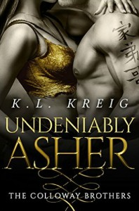 Undeniably Asher Cover