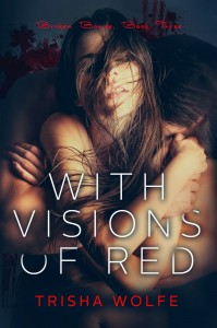 Visions of Red Book 3 Ebook Cover