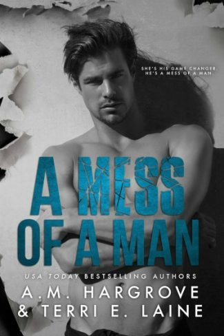 Release Day Blitz + Giveaway: A Mess of a Man by AM Hargrove & Terri E Laine