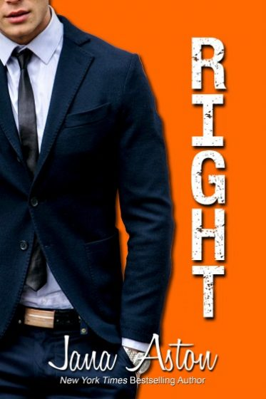 Cover Reveal + Giveaway: Right by Jana Aston