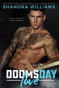 Cover Reveal + Giveaway: Doomsday Love by Shanora Williams