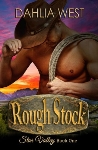 Release Day Blitz + Giveaway: Rough Stock (Star Valley #1) by Dahlia West