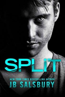 Cover Reveal: Split by JB Salsbury