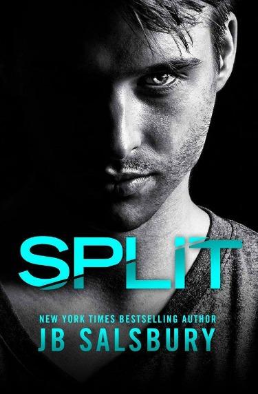Cover Reveal: Split by JB Salsbury