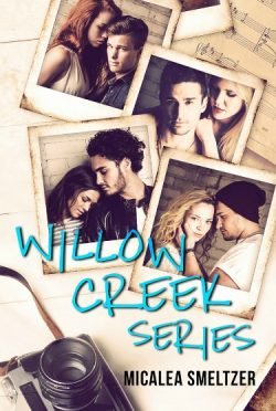 Cover Reveal + Giveaway: Willow Creek Series Boxed Set (Willow Creek #1-4) by Micalea Smeltzer
