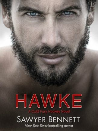 Release Day Blitz: Hawke (Cold Fury Hockey #5) by Sawyer Bennett