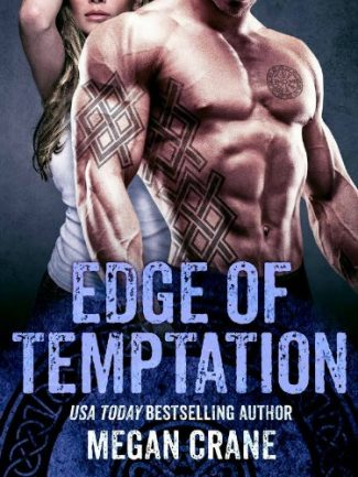Cover Reveal: Edge of Temptation (The Edge #2) by Megan Crane