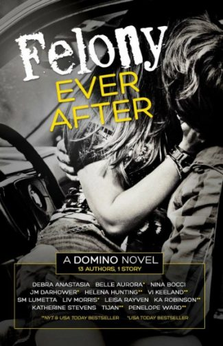 Cover Reveal: Felony Ever After by Multiple Authors