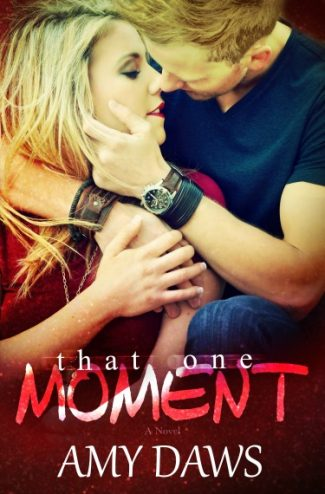 Cover Reveal + Giveaway: That One Moment (Lost in London #2) by Amy Daws