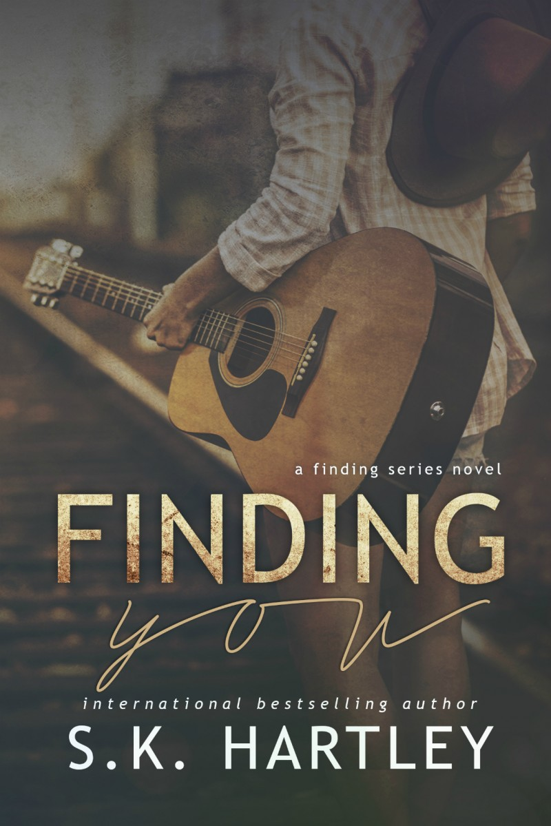 1 Finding You Ebook Cover