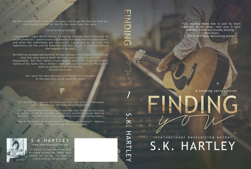 1 Finding You Full Jacket