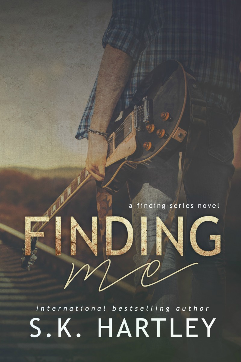 2 Finding Me Ebook Cover