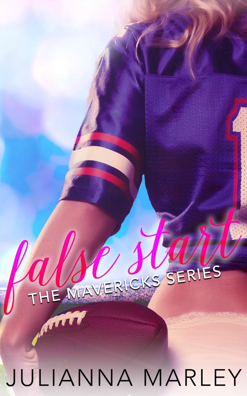 False Start Ebook Cover