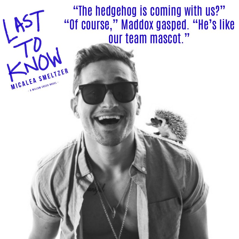 Last To Know Teaser