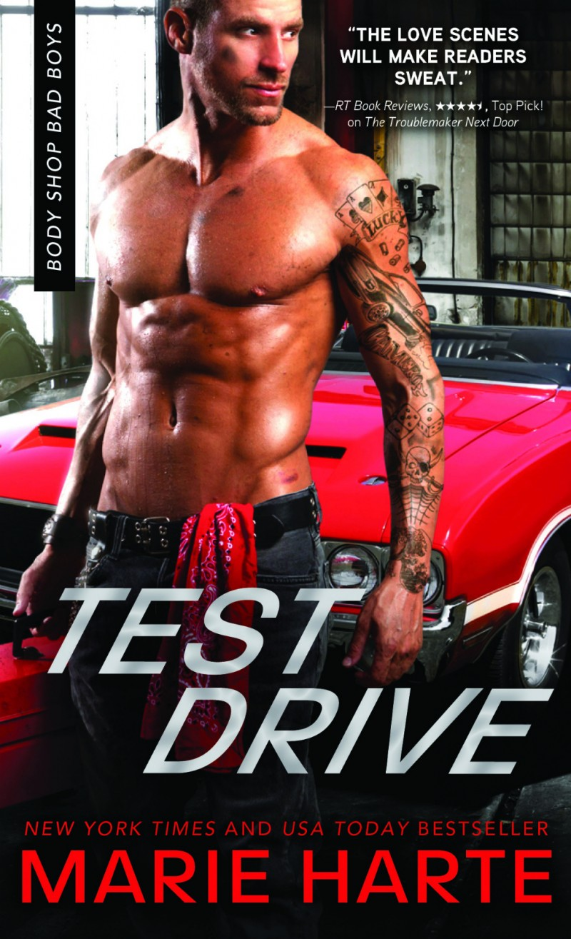 Test Drive Ebook Cover
