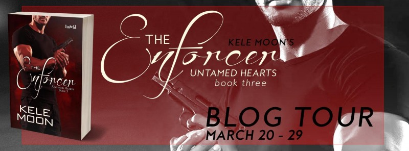 The Enforcer-Blog Tour Banner