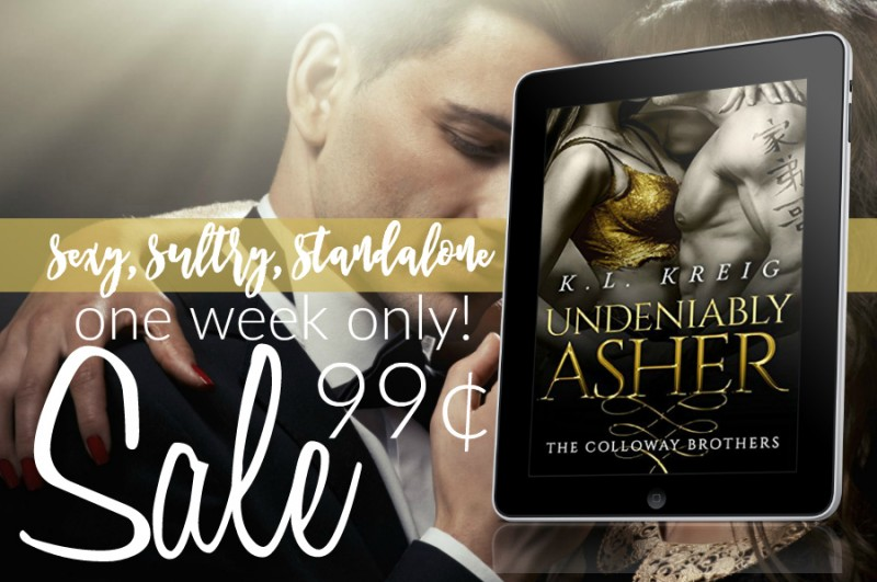 Undeniably Asher Sale Graphic