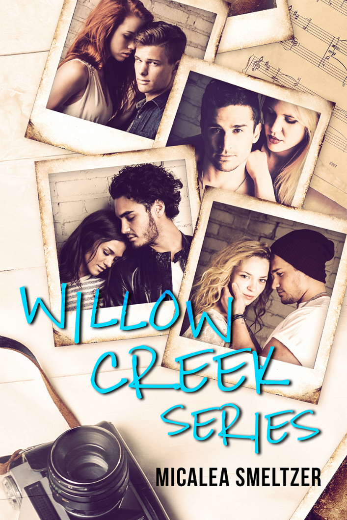 Willow Creek Series Ebook Cover