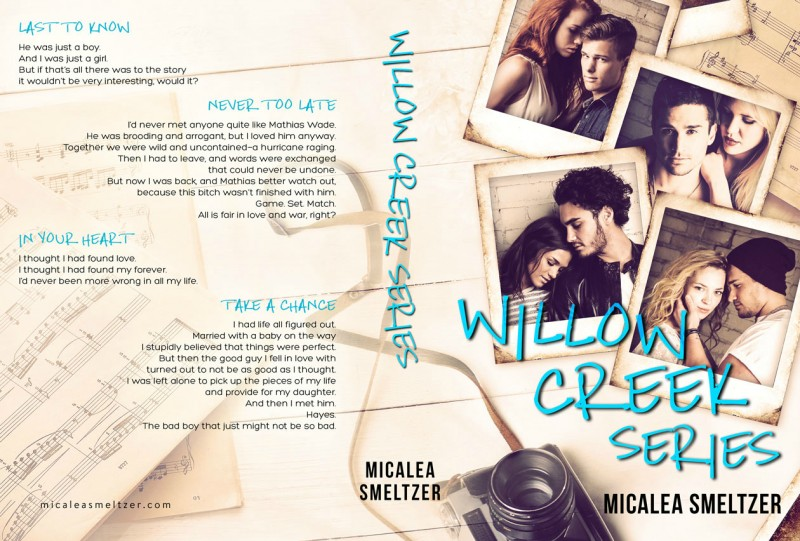 Willow Creek Series Full Jacket