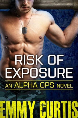 Release Day Blitz: Risk of Exposure (Alpha Ops #6) by Emmy Curtis