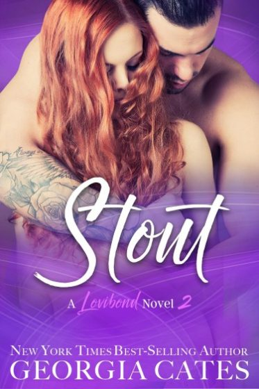 Cover Reveal: Stout (Lovibond #2) by Georgia Cates
