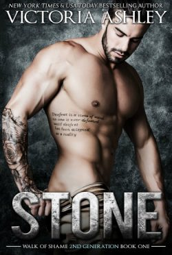 Cover Reveal: Stone (Walk Of Shame 2nd Generation #1) by Victoria Ashley